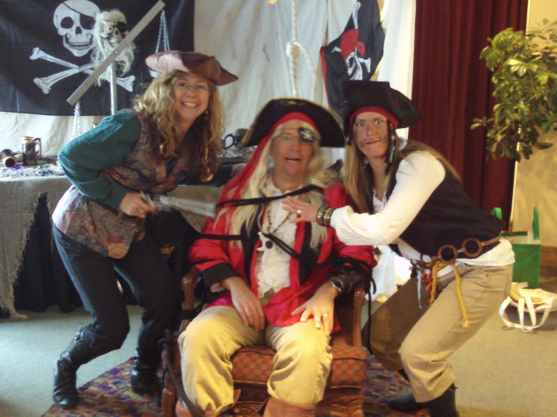 Pirates Randsom